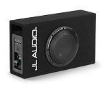 JL Audio 8 inch Micro Sub+ Self Powered Low Profile Subwoofer Enclosure