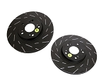 C4 Corvette 1988-1996 5.7L EBC USR Series Slotted Sport Rotors