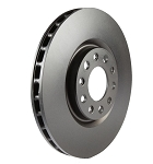 C4 Corvette 1988-1996 5.7L EBC HD Suspension Front Rotors
