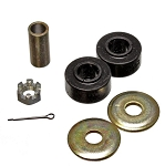 C2 C3 Corvette 1963-1982 Energy Suspension Power Steering Rack and Pinon Bushing Set - Color Options