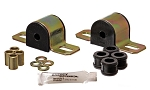 C3 Corvette 1968-1982 Energy Suspension 7/16in Rear Sway Bar Bushing Kit - Color Options