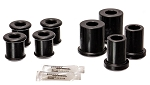 C5 C6 Corvette 1997-2012 Energy Suspension Front End Control Arm Bushing Set - Color Options