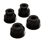 C4 Corvette 1984-1996 Energy Suspension Ball Joint Dust Boots - Color Options