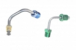 Universal Standard Master Cylinder Brake Line Set-Up Kit - Left Side