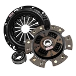 C5 Corvette 1997-2004 Fidanza Clutch Kit - Series Option