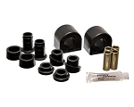 C4 Corvette 1988-1996 Energy Suspension Polyurethane 24MM Front Sway Bar Bracket Bushing Set - Color Options