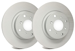 C2 C3 Corvette 1963-1982 SP Performance Premium Brake Rotors With Gray ZRC Coating - Multiple Options