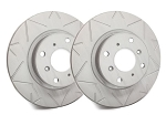 C4 Corvette 1984-1988 SP Performance Peak Series Rotors With Gray ZRC - Multiple Options