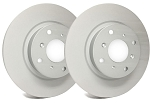 C4 Corvette 1984-1988 SP Performance Premium Brake Rotors With Gray ZRC Coating - Multiple Options