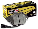 C4 Corvette 1988-1996 Hawk Performance Ceramic Brake Pads - Multiple Options