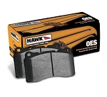 C4 Corvette 1988-1996 Hawk Performance OES Ceramic Brake Pads - Multiple Options