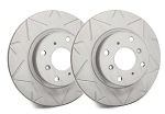 C4 Corvette w/HD Suspension 1988-1996 SP Performance Peak Series Rotors With Gray ZRC - Multiple Options