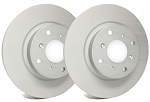 C4 Corvette 1988-1995 SP Performance Premium Brake Rotors with ZRC Rust Preventative Coating - Multiple Options