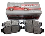 C5 C6 Corvette 1997-2013 Street Plus High Performance Semi-Metallic Brake Pads - Multiple Options