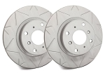C5 Corvette 1997-2004 SP Performance Peak Series Brake Rotors with Gray ZRC - Multiple Options