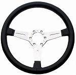 C2 C3 Corvette 1963-1982 Grant Automotive Classic Black Steering Wheel - Excludes 1976 Models
