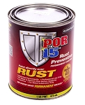 POR-15 Rust Preventative Urethane Paint 1 Pint Can - Color Selection