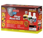 POR-15 Black Stop Rust Preventative Starter Kit