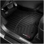 C6 Corvette 2012-2013 WeatherTech Front FloorLiners with Retention Hooks for Models On or After Aug 2012 - Color Options