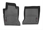 C5 Corvette 1997-2004 WeatherTech Front FloorLiners for Driver and Passenger Side - Color Options