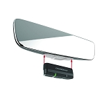 Frameless Dimming Mirror w/ Universal Remote Control ARQ - Auto or Manual Options
