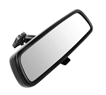 Slimline Manual Dimming OEM Mirror w/ 3.5 inch Color Display