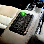 Universal Center Armrest Qi Wireless Charging Kit