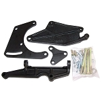 C2 C3 Corvette 1964-1976 Complete A-6 Bracket Kit for Small Block w/ Short Water Pump & Ram's Horn Exhaust Manifold