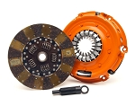 C4 Corvette 1984-1988 Centerforce Dual Friction Clutch Pressure Plate & Disc Set - 5.7L V8