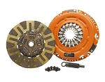 C5 Base / Z06 Corvette 1997-2004 Centerforce Dual Friction Clutch Pressure Plate & Disc Set - Organic/Carbon Composite