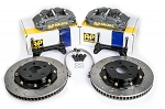 C6 Corvette 2005-2013 Essex Designed AP Racing Competition Front Brake Kit - CP8350 Calipers