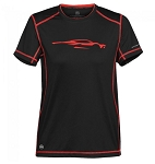 C8 Next Gen Corvette 2020+ Ladies Performance T-shirt