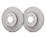 C2 C3 Corvette 1963-1982 SP Performance Peak Series Rotors With Gray ZRC - Multiple Options