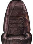 C5 C6 C7 Corvette Z06 2001-2019 Wet Okole RealTree Seat Cover w/ Electric on Driver's Side - Multiple Options