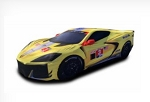 C8 Next Gen Corvette 2020+ GM C8.R Corvette Racing Indoor Car Cover