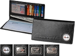 C4 C5 C6 Corvette 1984-2013 Checkbook/Credit Card Holder and Wallet