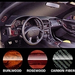 C5 Corvette 1997-2004 15-Piece Dash Overlay Kit - Four Finish Selections