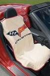 C6 Corvette 2005-2013 Seat Armour Seat Cover Towels