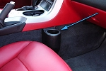 C5 C6 Corvette 1997-2013 Cup Holder Travel Buddy - Single and Dual Options