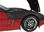 C6 Corvette Base / Z06 / ZR1 / Grand Sport 2005-2013 Front Fender Covers - Pair
