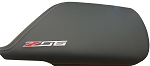 C7 Corvette Z06 2015+ GM Leather Console Lid Assembly - Embroidered Z06 Logo