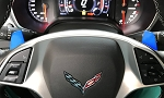 C7 Corvette Stingray/Z06/Grand Sport 2014-2019 Custom Painted GM Paddle Shifters