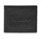 C8 Next Gen Corvette 2020+ Fossil Leather Wallet