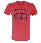 Corvette Great American Sports Car T-shirt - Multiple Options