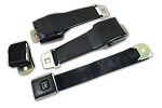 C3 Corvette 1968 OE Style Retractable Lap Seat Belts - Pair