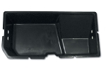 C3 Corvette 1979-1982 Rear 2-Door Storage Compartment - Right Hand Drop-in Tray - Heavy Duty Plastic