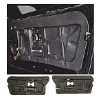 C4 Corvette 1984-1996 Door Panel Insulation Set