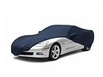 C3 C4 C5 Corvette 1968-2004 Satin Stretch CoverKing Car Cover - Solid/Two-Tone