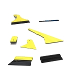 Car Window Vinyl Film Wrap & Tint Install Tool Kit - 7pc Kit