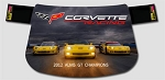 C6 Corvette 2005-2013 Exterior Sun Shield Reflector - Protector - Racing Heritage